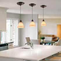 glass instant pendant light