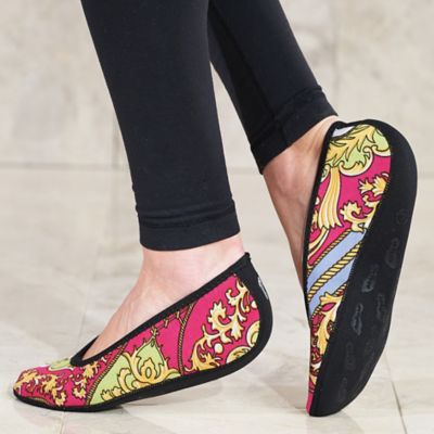 Nufoot Womens Barefoot Ballet Flats