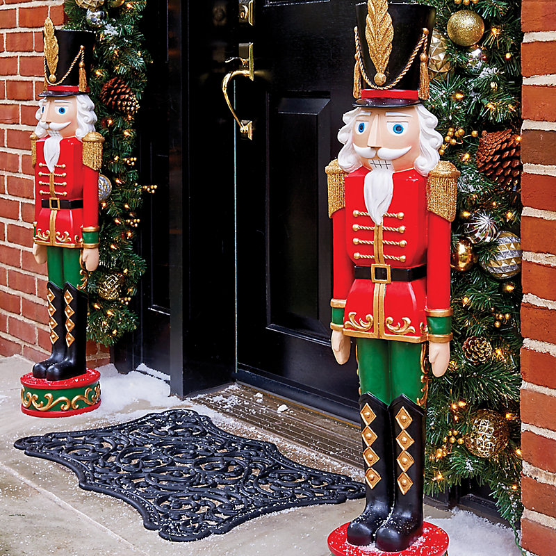 christmas toy soldier 36 - Christmas Soldier Decorations