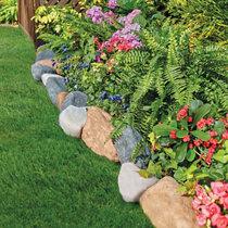 Faux Stone Landscape Edging 10u0027