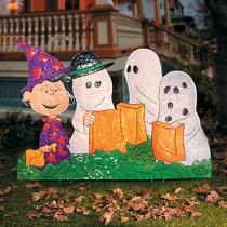 It S The Great Pumpkin Charlie Brown Metal Outdoor