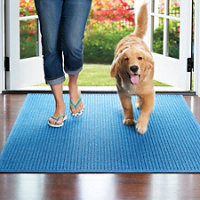 Water Guard Floor Mats Stair Treads Square Pattern Improvements