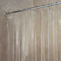 Long Shower Curtain Liner