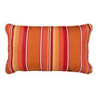 Sunbrella Lumbar Pillow 13 X20 X6 Dolce