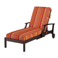 blazing garden lounge product today cushion home needles free outdoor cushions all shipping inch overstock chaise weather