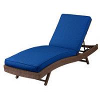 Sunbrella Sun Lounger Cushion Box Edge 76 X23 1 2