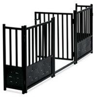 Royal Weave Freestanding Pet Gate 2 Panel Door Side Panels
