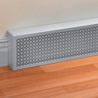 Decorative Baseboard Cover 30 W X