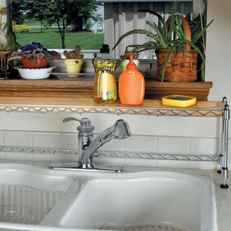 Over Sink Shelf
