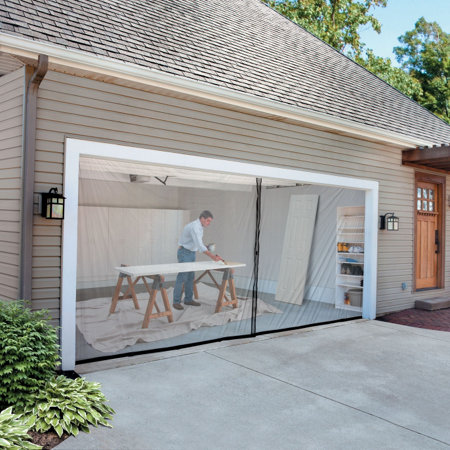 garage door kitGarage Door Screen Kit