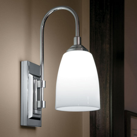 Led wireless wall sconce