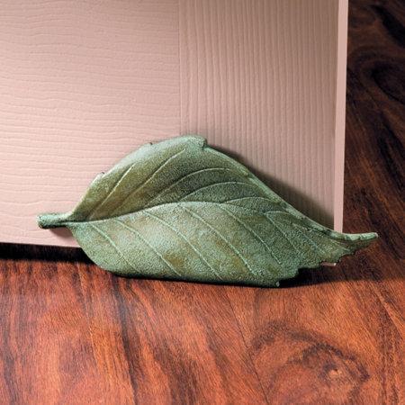 Leaf Decorative Doorstop