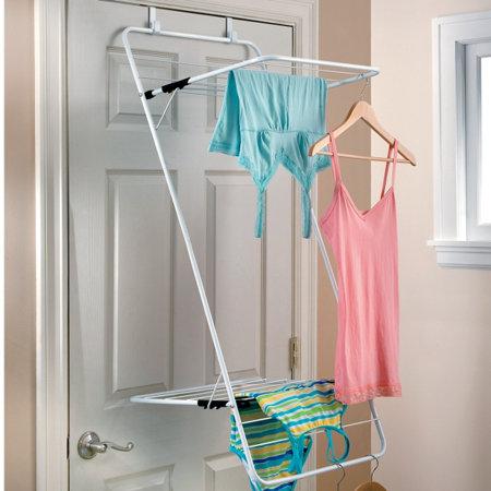 Over The Door Drying Rack