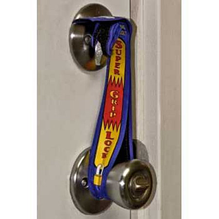 Super Grip Door Lock   Set of 2. Super Grip Door Lock