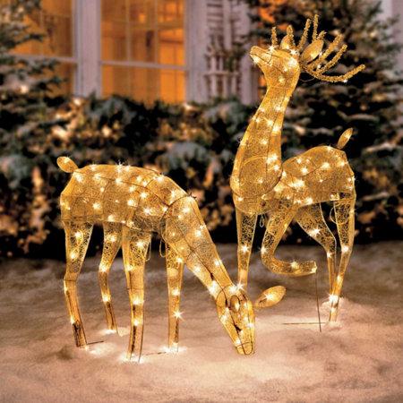Example Of Reindeer Antlers On Diy Decorations