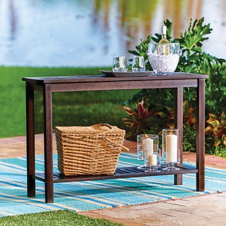 Eucalyptus Console Table | Improvements Catalog