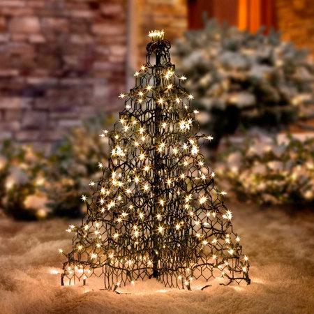 3' Crab Pot Christmas Tree - Crab Pot Christmas Tree Improvements