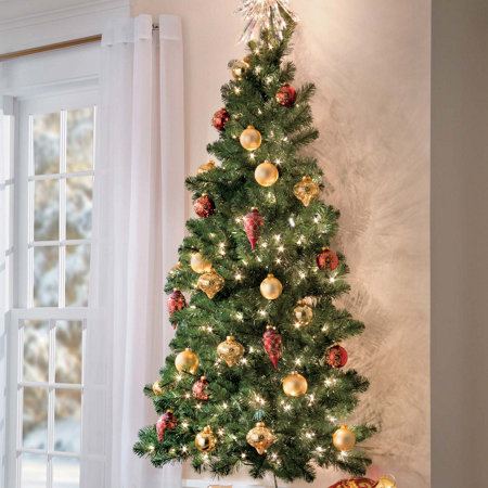 5 Ft Wall Christmas Tree Improvements Catalog