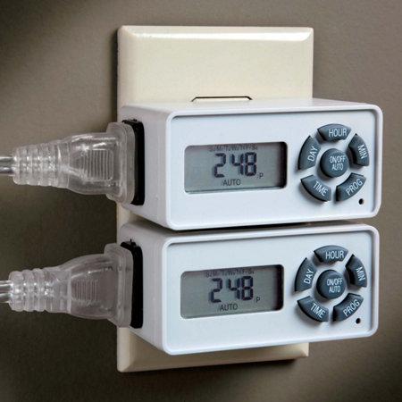2-Pack Digital Bar Timer
