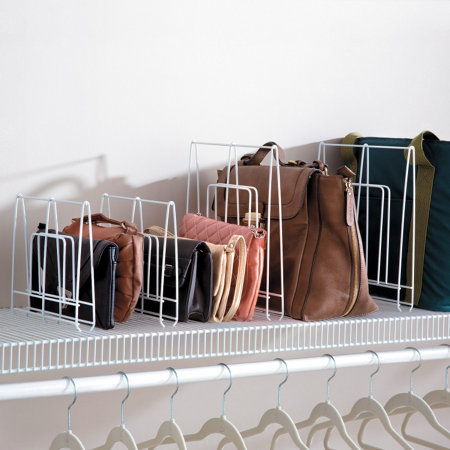 Shelf Dividers for Wire Shelves | Improvements