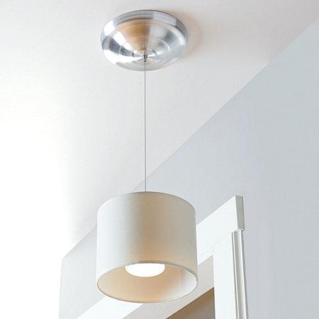 Wireless led fabric pendant light improvements wireless led fabric pendant light mozeypictures Choice Image