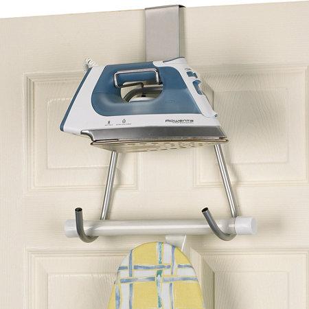 Over The Door Ironing Board Holder Improvements