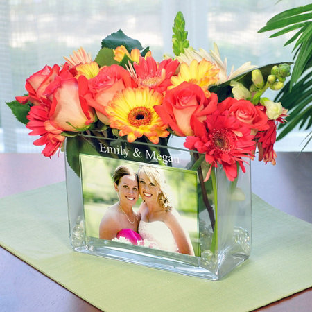 Personalized Glass Photo Vase Improvements