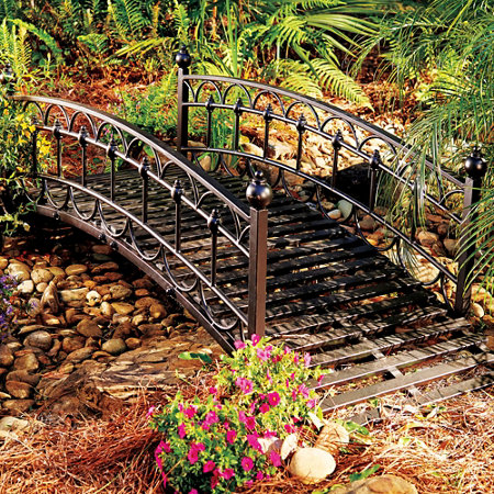 Chestwick Metal Garden Bridges Improvements Catalog - Garden bridges