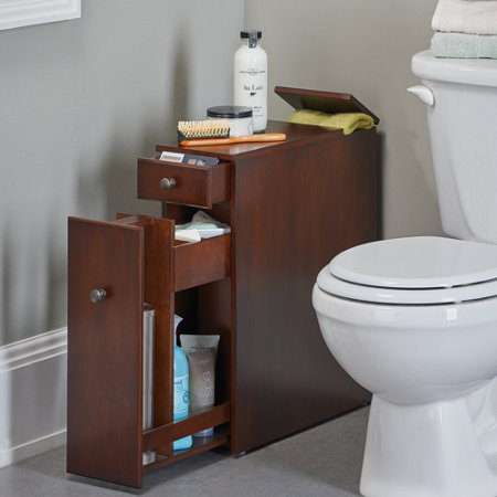 Bainbridge Slim Bath Cabinet