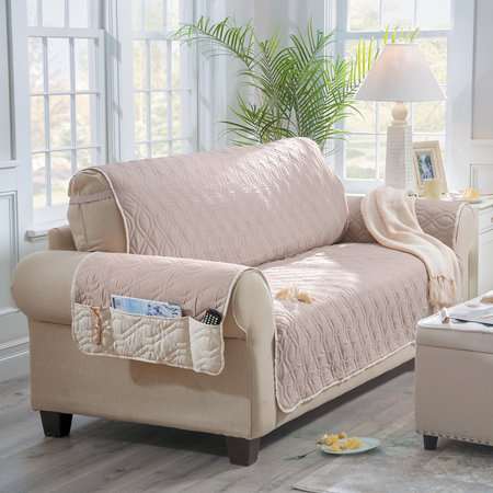 5 Star Reversible Furniture Protector Recliner Wingback Chair