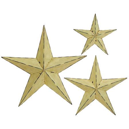Metal Stars Wall Decor | Improvements