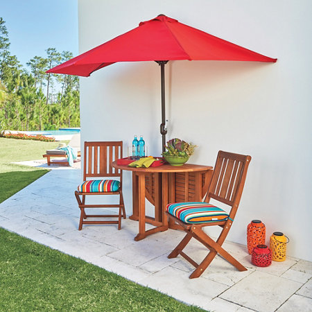 9 half patio umbrella - Umbrella Patio