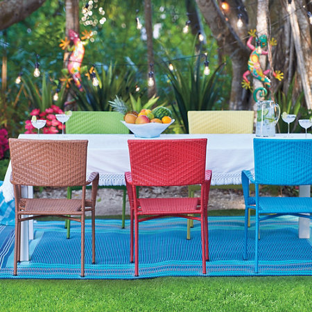 Fiesta Stacking Patio Chair | Improvements