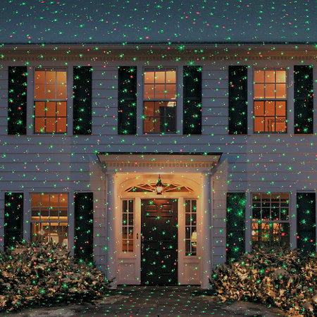 - Ultimate Motion Color Laser Christmas Light Projector Improvements