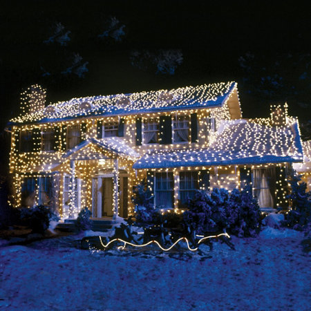 National Lampoon's Christmas Vacation High Density Lights | Improvements