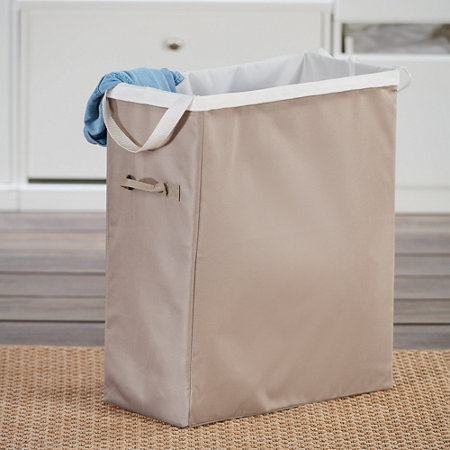 Neatfreak slim clothes hamper with everfresh improvements catalog - Narrow laundry hamper ...