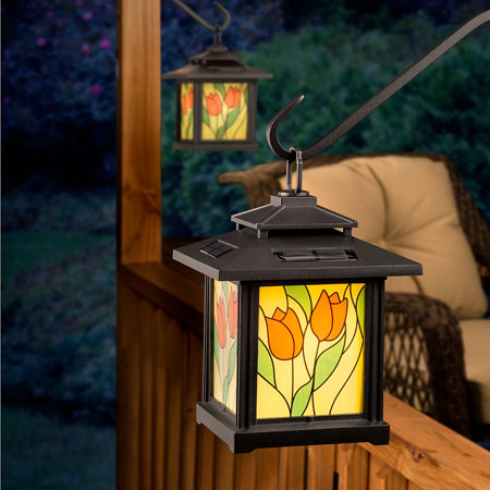 Tulip Outdoor Solar Lantern Improvements