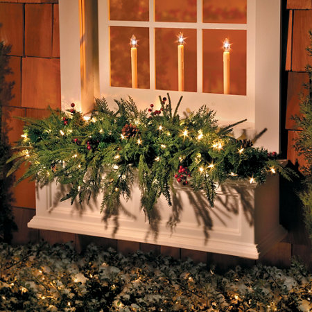 Outdoor Christmas Window Swags.Outdoor Window Swags For Christmas Cried Asesoramiweb Com