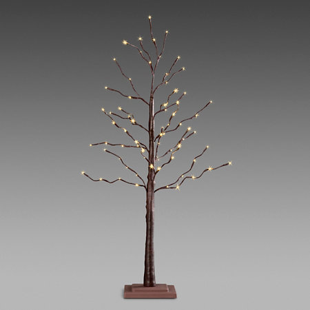 2 12 twig lighted christmas tree