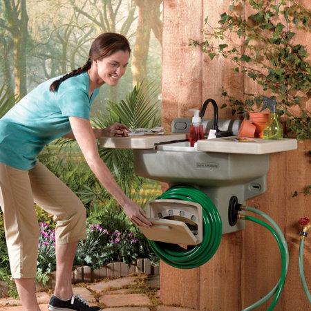 pope handy hose reel instructions