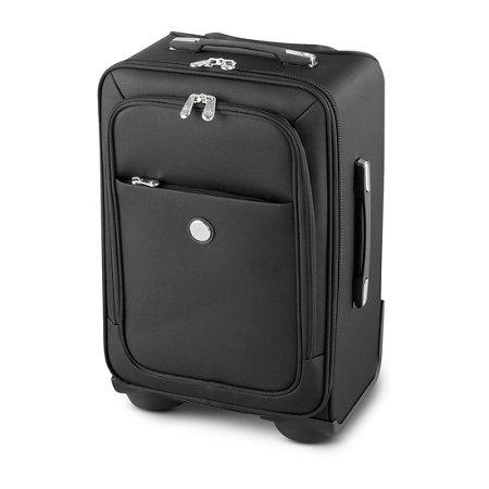 Joy Mangano Carry On Luggage With Tufftech