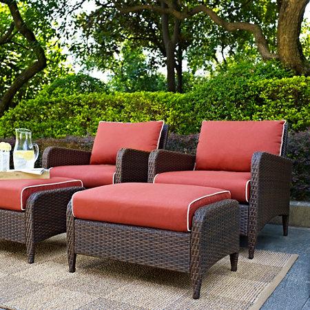 Kiawah Resin Wicker Patio Furniture