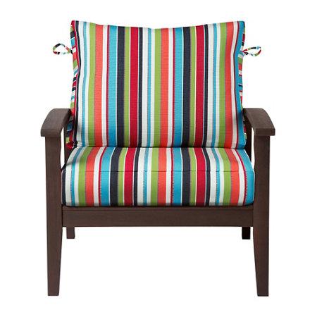 Sunbrella Deep Seat Cushion Set (Comfort) (17