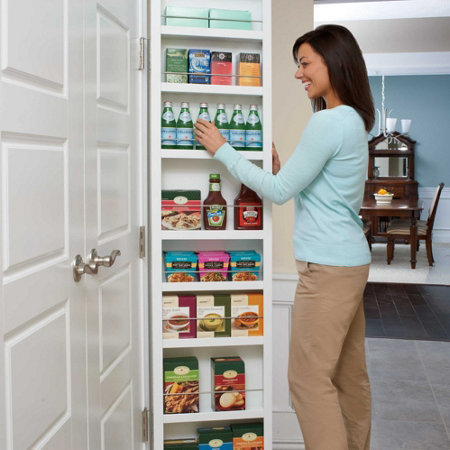 back mirrored me cabinet size kitchen of pantry over solutions behind the wizrd door units storage ideas medium