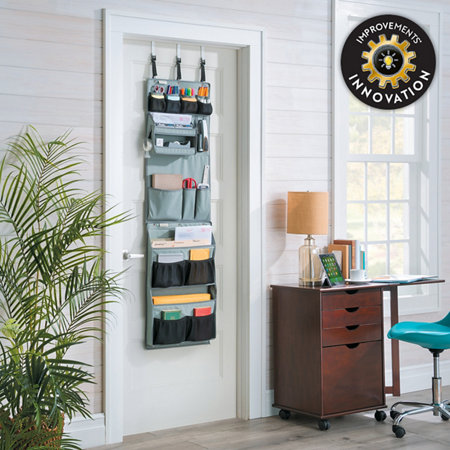Dordrawer Office Craft Supplies Over The Door Organizers