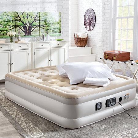 Premium Raised Air Bed | Improvements