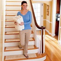 Amazing Rowan Embossed Washable Stair Treads Set Of 4